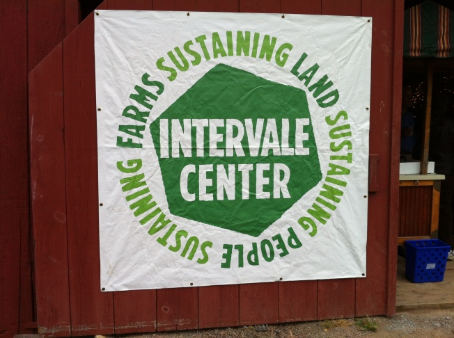 Our first full day at the Intervale